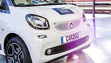 Car2Go Smart Forfour