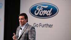 Mark Fields - Ford