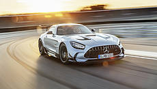Mercedes-AMG GT Black Series