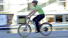 Smart E-bike, bicicletta elettrica