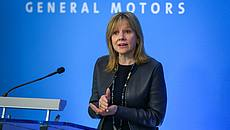 General Motors CEO - Mary Barra