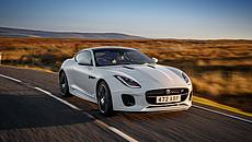 F-TYPE Chequered Flag
