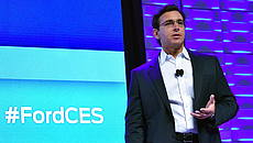Mark Fields - Presidente e a.d di Ford Motor Company