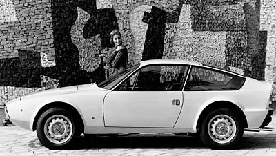 Alfa 1300 Junior Zagato © Zagato (www.zagato.it)