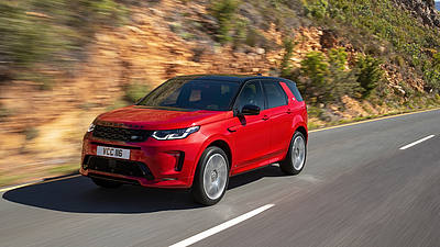 Nuova Land Rover Discovery