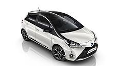 Yaris White Edition