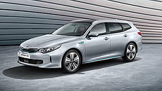 Kia Optima Sportswagon Plug-in Hybrid