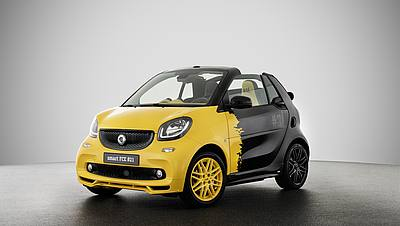 Smart Fortwo #21 Final Collector's Edition