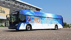 Bus elettrico New Flyer XE40