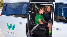 "Waymo - Programma ""Early Riders"""