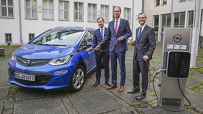 Opel Electric City