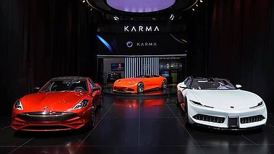 Karma Automotive | Shanghai Autoshow 2019