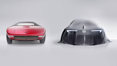 Opel Concept Pace