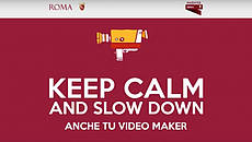 Keep Calm and #SlowDown