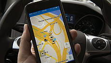 Waze - foto © Linda Davidson / The Washington Post / Getty Image