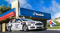 Ford - Domino's Pizza
