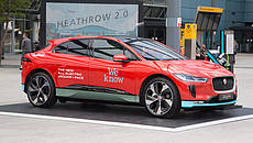 Jaguar I-Pace - WeKnow Group
