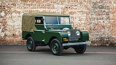 Land Rover Reborn - Series I