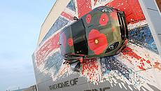 Jaguar Poppy Car