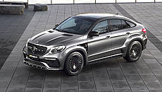 Mercedes Benz GLE63 S Amg Inferno