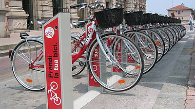 Bike Sharing - Bicincittà