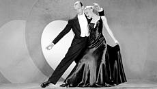 Fred Astaire Ginger Rogers @Gettymages
