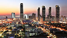 Songdo City @Gale International