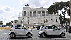 Car2go Roma Colosseo