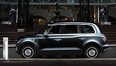 London New Taxi
