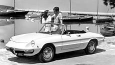 Alfa Junior Spider ©GettyImages
