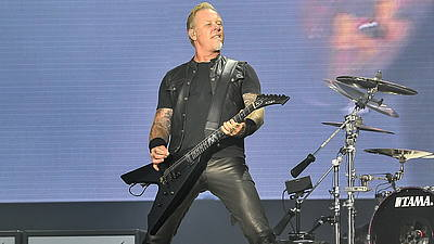 James Hetfield © GettyImages