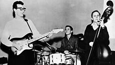Crickets - Buddy Holly e resto della band © GettyImages